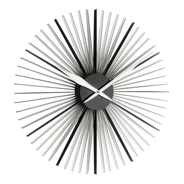 TFA Analoge XXL Design-Wanduhr DAISY 60.3023