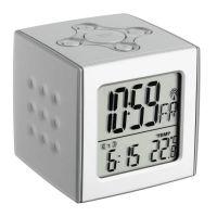 TFA Funk-wecker mit Temperatur