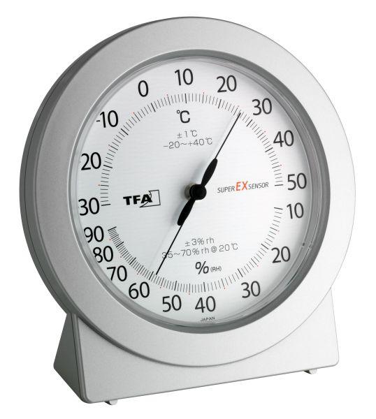 TFA Präzisions-Thermo-Hygrometer 45.2020