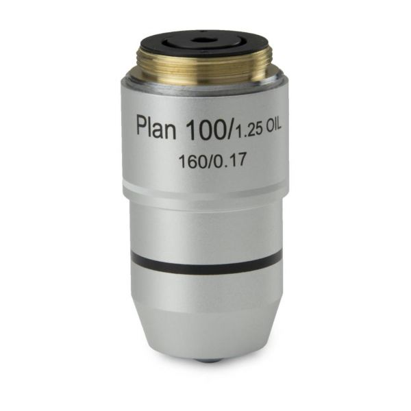 Euromex Plan S100x/1.25 oil immersion objective