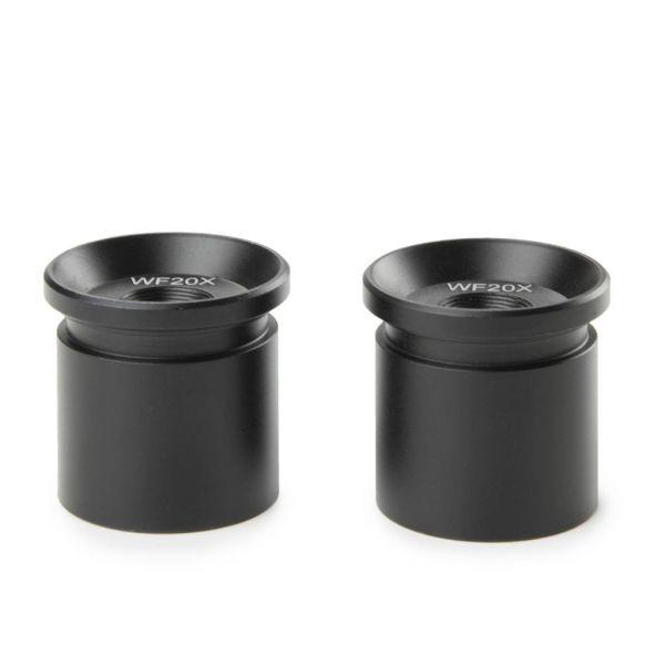Euromex Paar HWF 20x/10 mm Okular - ED.6020