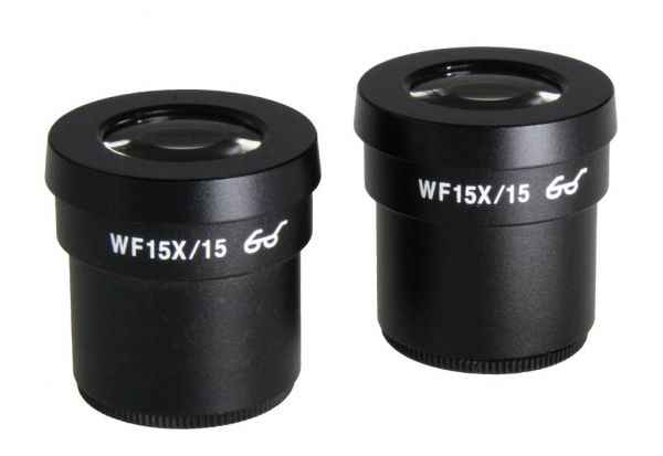 Euromex HWF 15x/20 mm eyepiece with cross hair