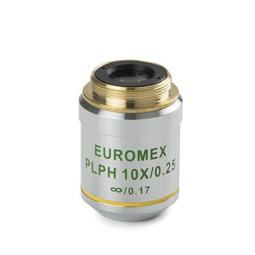 Euromex Plan phasen achromatisches Objektiv 10x AE.3126