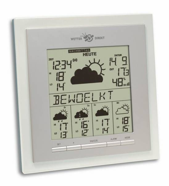 TFA Funk-Wetterstation Eos Info satellitengestützt 35.5017.IT