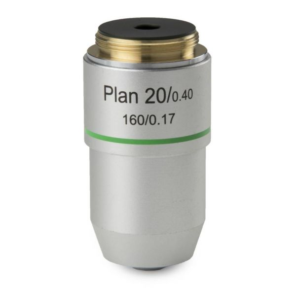 Euromex Plan 20x/0.40 objective
