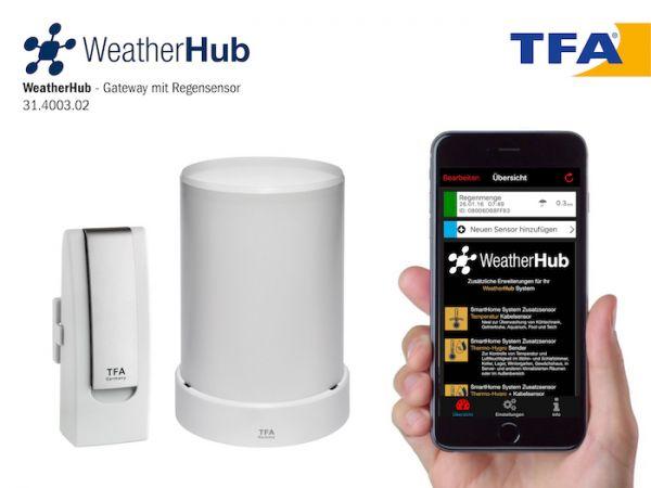 WeatherHub SET3