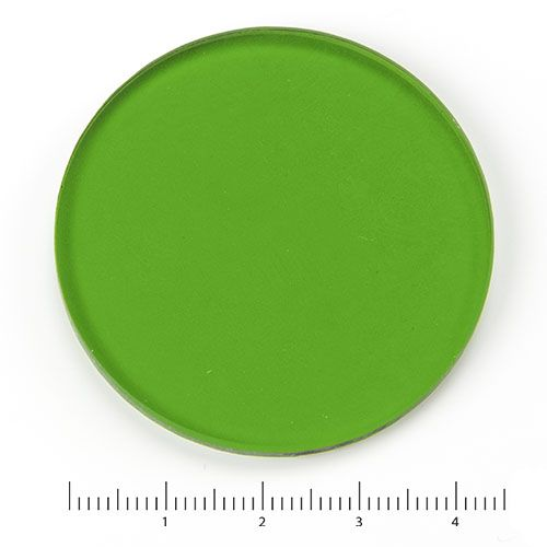 Euromex Green filter 45 mm for lamphouse
