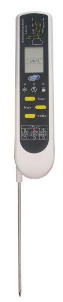 """TFA """"DualTemp Pro"""" Einstich-Infrarot-Thermometer 31.1119K"""
