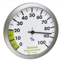 TFA Sauna-Hygrometer 40.1054.50