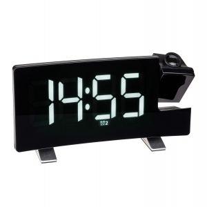 TFA Radio-Projektionswecker mit USB-Ladefunktion 60.5015