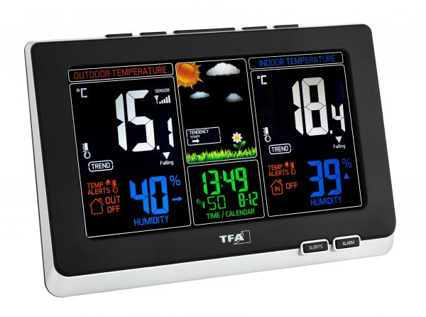 TFA Funk-Wetterstation SPRING 35.1129.01