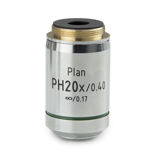 Euromex Plan PLPHi 20x/0.40 phase contrast IOS infinity corrected objective for iScope