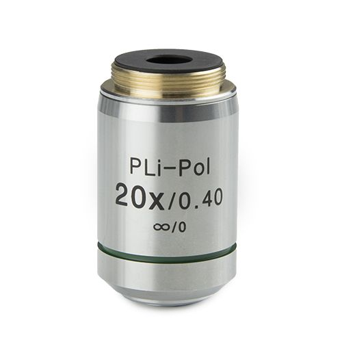 Euromex Plan PLi 20x/0.40 IOS objective for iScope
