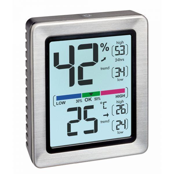 EXACTO Digitales Thermo-Hygrometer