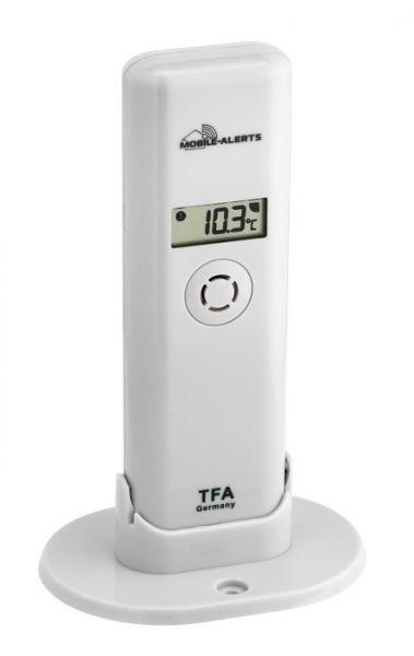 TFA Thermo-Hygrometer COSY RADAR 31.4008.02 mit Thermo-Hygro-Sender