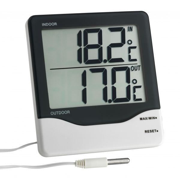 TFA Elektronisches Maxima-Minima-Thermometer 30.1011