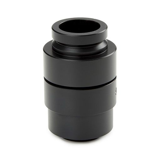 Euromex C-mount adap with 1x lens