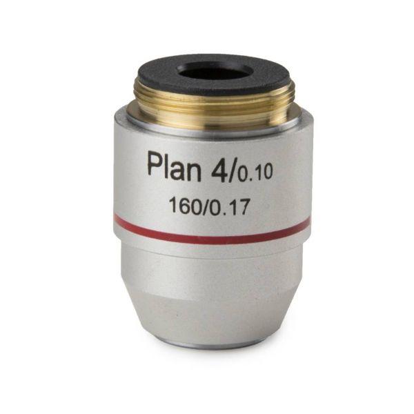 Euromex Plan 4x/0.10 objective