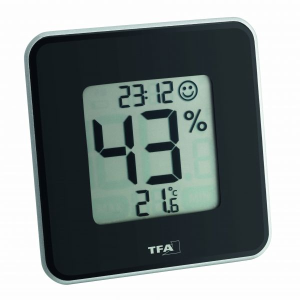 TFA Digitales Thermo-Hygrometer Style 30.5021.01