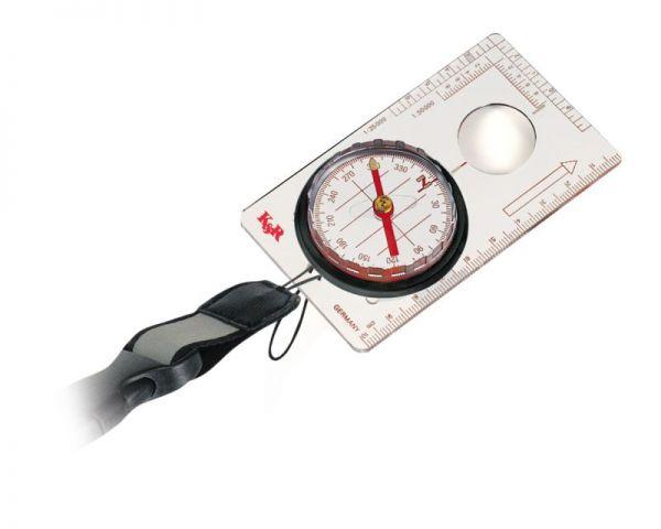 Kasper & Richter K-1L - Präzissionskompass - Kartenkompass 382470