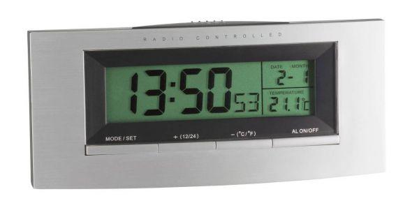 TFA Funkuhr mit Temperatur 98.1030