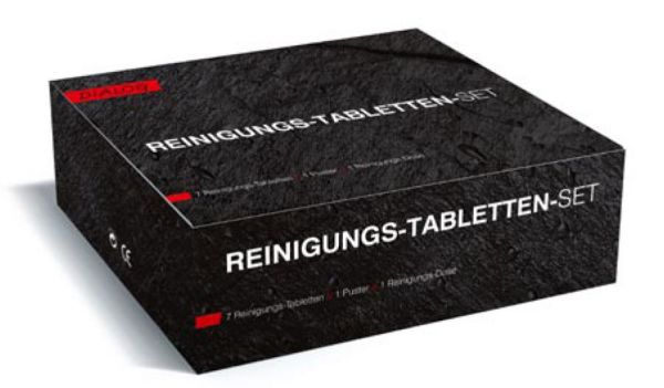 Dialog Reinigungs-Tabletten-Set 66110