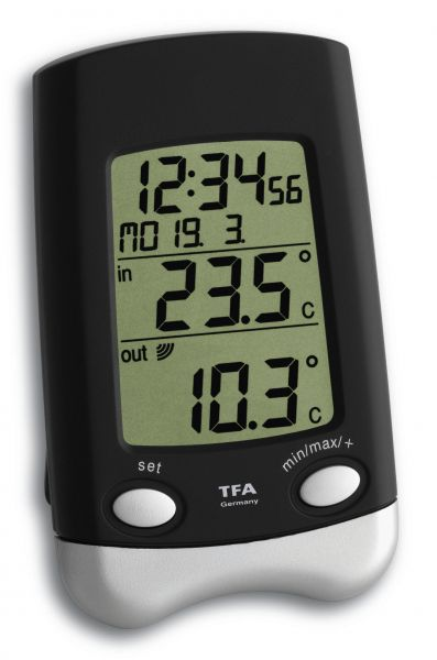 TFA Wave Funk-Thermometer 30.3016.01