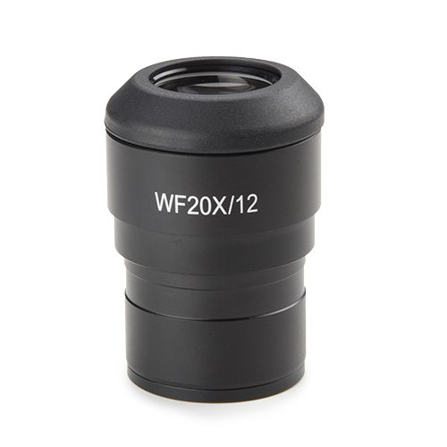 Euromex WF20x/12 mm eyepiece for iScope, 23,2 mm tube