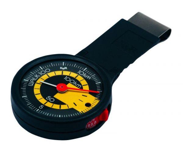 Kasper & Richter Walk 100 lang - analoger Schrittzähler 361070