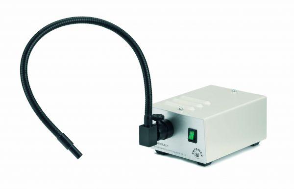 Euromex Kleine Kaltlicht-Beleuchtung mit 20 Watt Halogenlampe LE.5209