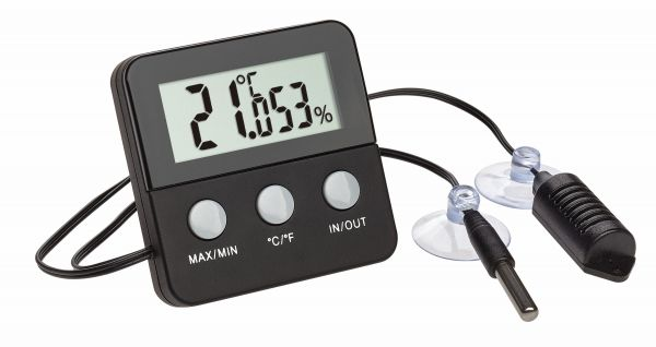 TERRACHECK Digitales Thermo-Hygrometer