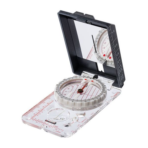 Kasper & Richter Alpin - Präzissionskompass - Spiegelkompass - 385170