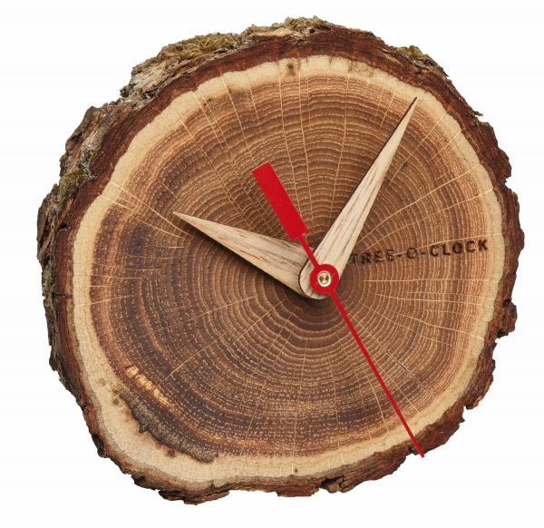 Tree-o-Clock-Tischuhr