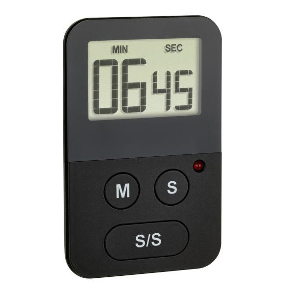 TFA Digitaler Timer mit Stoppuhr 38.2047