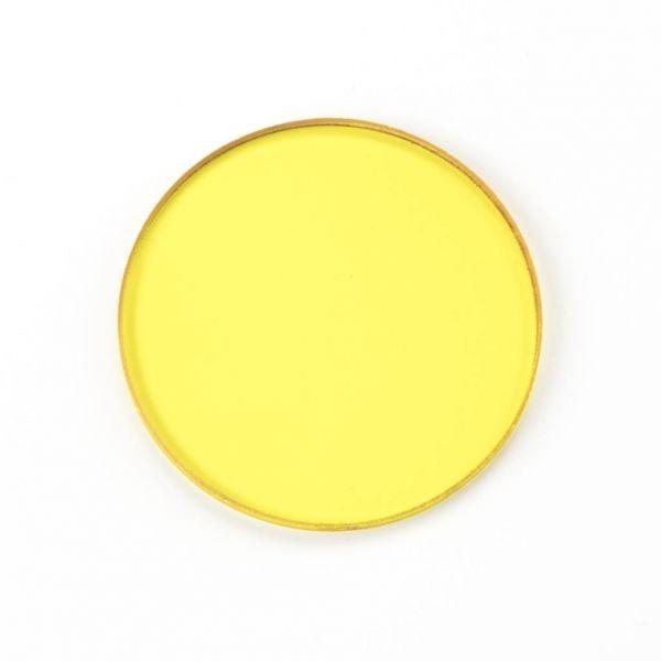 Euromex Gelbfilter, 32 mm Ø AE.5203