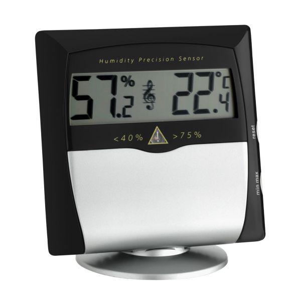 TFA MusiControl Digitales Thermo-Hygrometer 30.5009