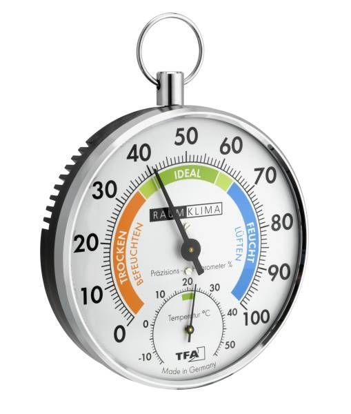 TFA Thermo-Hygrometer 45.2027