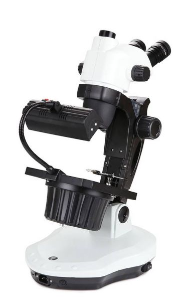 Euromex Trinocular stereo zoom Mikroskop NexiusZoom - NZ.1903-GEMF