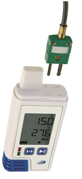 TFA Datenlogger für Temperatur und Luftfeuchtigkeit LOG210 TC 31.1061