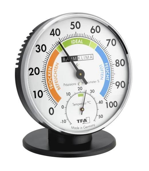 TFA Haar-Thermo-HygrometerStation 45.2033