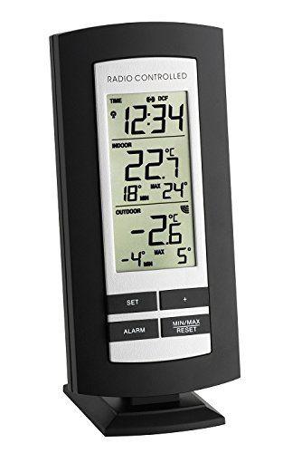 TFA Funkthermometer BASIC 30.3037.01.IT