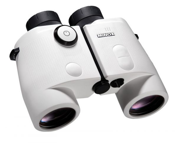 MINOX Fernglas BN 7x50 DCM weiß / 62415