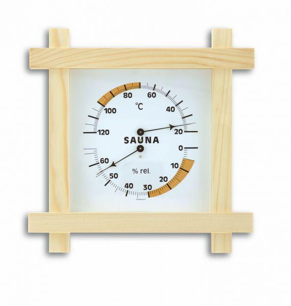 TFA Sauna-Thermo-Hygrometer 40.1008