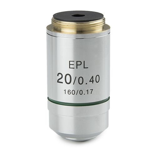 Euromex E-plan EPL 20x/0.40 objective for iScope