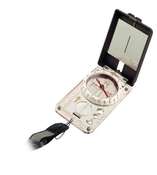 Kasper & Richter Sherpa BW - Präzissionskompass - 385010 - Spiegelkompass