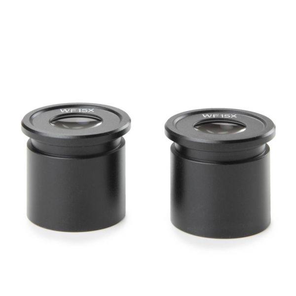 Euromex Paar HWF 15x/12 mm Okular