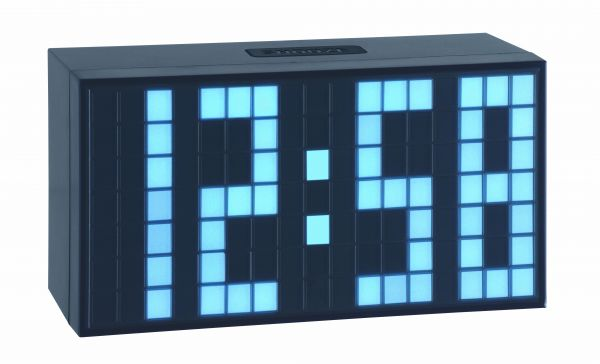 "TFA ""Time Block"" Elektronischer Wecker 98.1082.02"