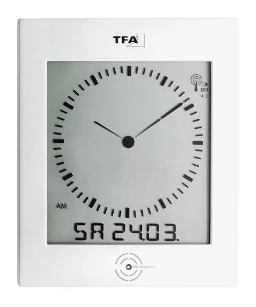 TFA Funk-Wanduhr 60.4506