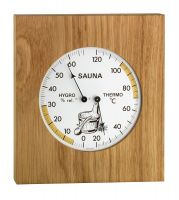 TFA Sauna-Thermo-Hygrometer 40.1051.01