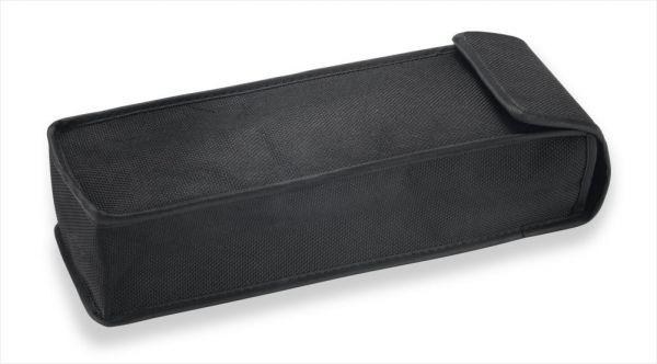 Eschenbach Tasche schwarz für Standlupen mit Beleuchtung 15601